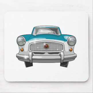 1957 Metropolitan Front Mouse Pad