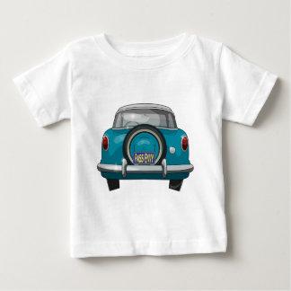 1957 Metropolitan Rear Baby T-Shirt