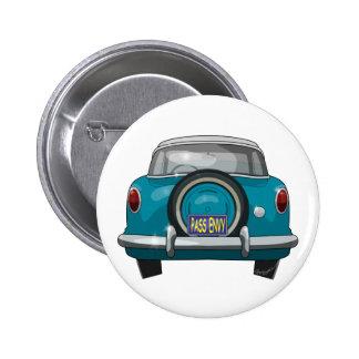 1957 Metropolitan Rear Pinback Button