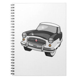 1957 Nash Metropolitan Notebook
