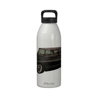 1957 Plymouth Belvedere Sport Suburban Water Bottle