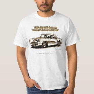1957 RPO 684 Fuel Injected Corvette T-Shirt