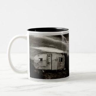 1958 airflow Storm Ride The Lightining Coffee Mugs