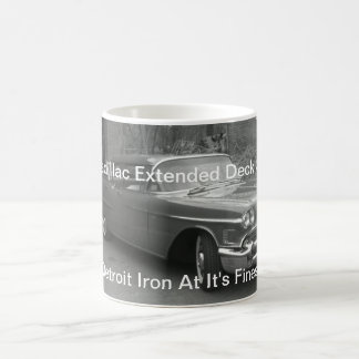 1958 Cadillac Coffee Mug