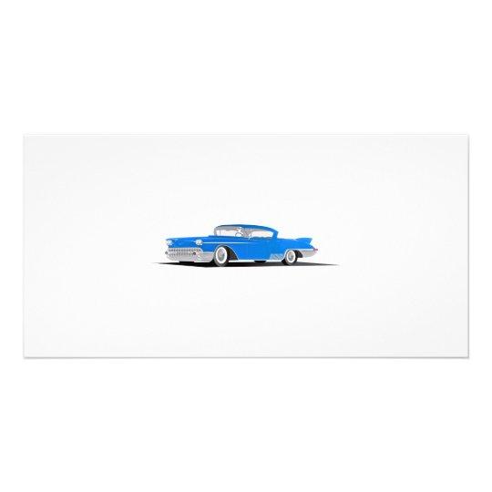 El Dorado Blue Card >> 1958 Cadillac El Dorado Card