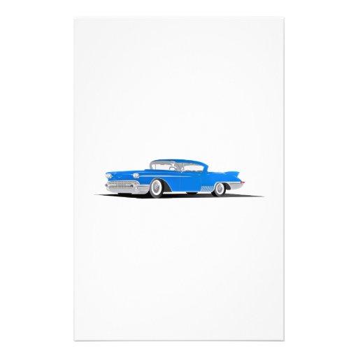 1958 Cadillac El Dorado Stationery
