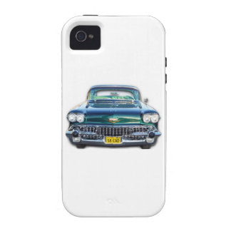 1958 Cadillac iPhone 4 Covers