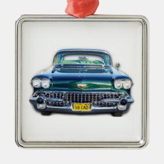 1958 Cadillac Metal Ornament