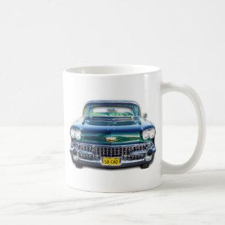 1958 Cadillac Classic White Coffee Mug