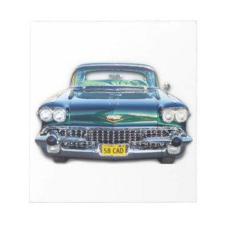 1958 Cadillac Notepad