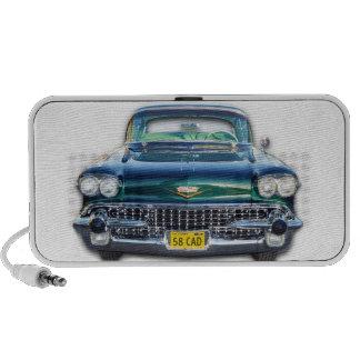 1958 Cadillac Travelling Speaker