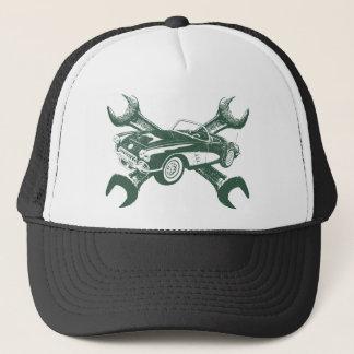 1958 Chevrolet Corvette Trucker Hat