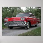 1958 Chevrolet Impala Print