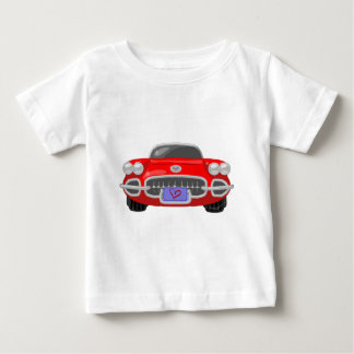 1958 Corvette Baby T-Shirt