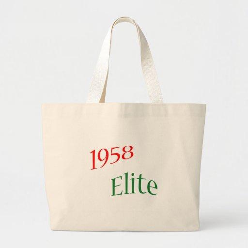 1958 Elite Jumbo Tote Bag