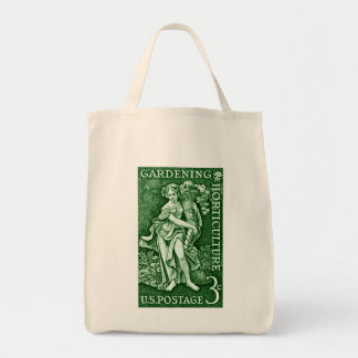 1958 Gardening + Horticulture Stamp Bags