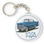 1958 Impala Keychain