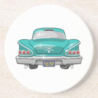 1958 Impala Pass Envy Drink Coaster