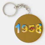 1958 KEYCHAINS