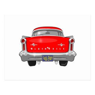 1958 Oldsmobile 88 Postcard