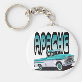1959 Apache Keychain