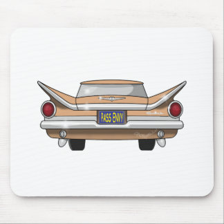 1959 Buick Electra Pass Envy Mouse Pad