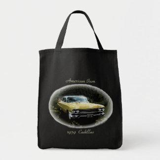 1959 Cadillac Canvas Bag