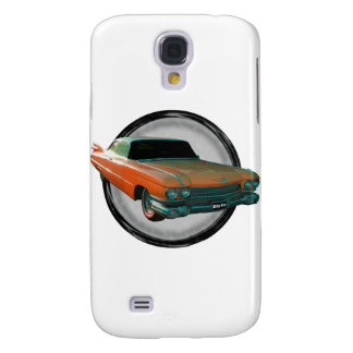 1959 Cadillac Big Fin Galaxy S4 Covers