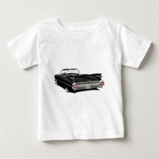 1959 Cadillac Black Car Tee Shirt