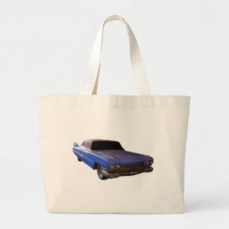 1959 Cadillac Blue Bag