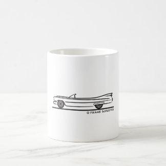 1959 Cadillac Convertible Coffee Mug