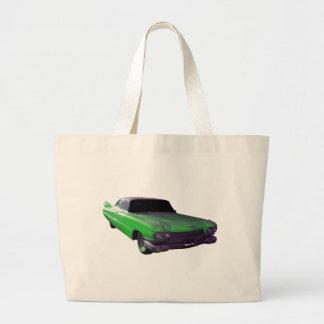 1959 Cadillac green Bag