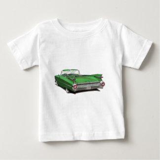 1959 Cadillac Green Car Infant T-shirt