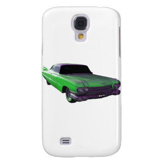 1959 Cadillac green Galaxy S4 Cover