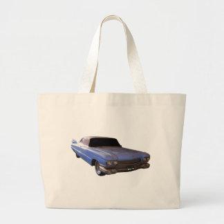 1959 Cadillac light Canvas Bag