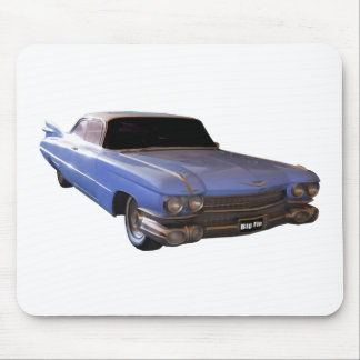 1959 Cadillac light Mousepad