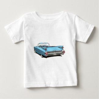 1959 Cadillac Lt Blue Car Infant T-shirt