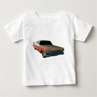 1959 Cadillac peach Infant T-shirt