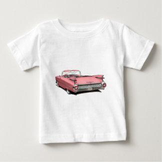 1959 Cadillac Pink Car Baby T-Shirt