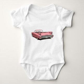 1959 Cadillac Pink Car Tee Shirt