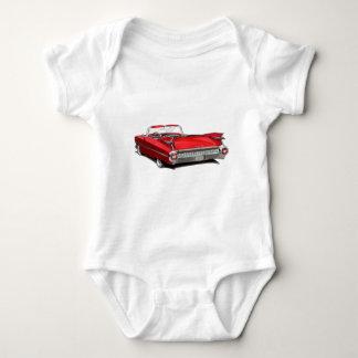 1959 Cadillac Red Car T Shirt
