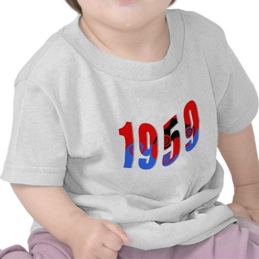 1959 CAMISETA