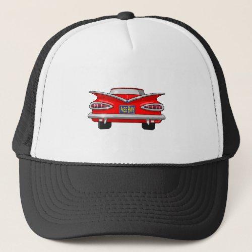 1959 Chevrolet Chevy Impala Pass Envy Trucker Hat