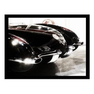 1959 Chevrolet Corvette Postcard