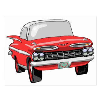 1959 Chevrolet Postcard