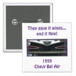 1959 Chevy Bel Air Pin