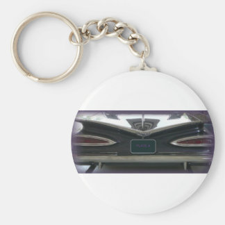 1959 Chevy Bel Air products Basic Round Button Keychain