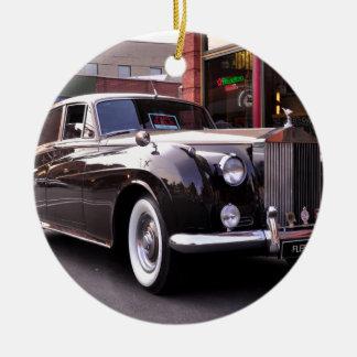 1959 Classic Rolls Royce Ceramic Ornament