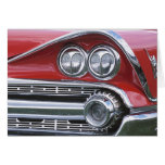 1959 Dodge Classic Car Grill Photograph Cards