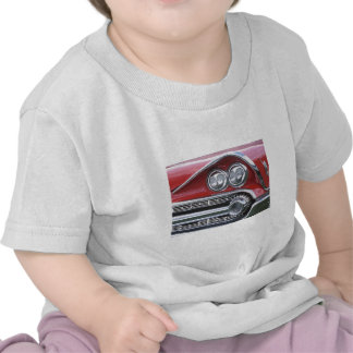 1959 Dodge Classic Car Grill Photograph Tees